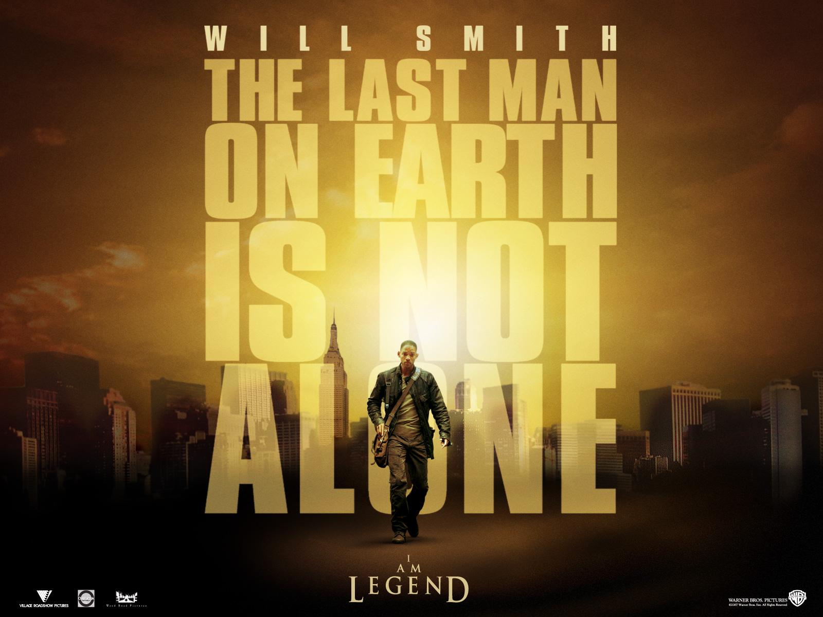 Book-to-film adaptations: 2 - 'I Am Legend' - Cinema Crespodiso