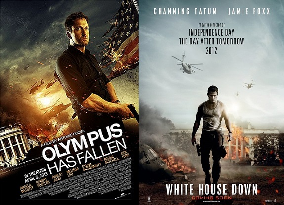 Olympus-Has-Fallen Down the White House
