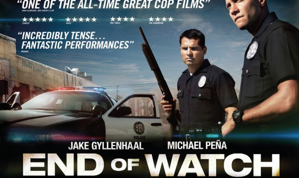 End of Watch Movie Poster End of Watch This Movie Was