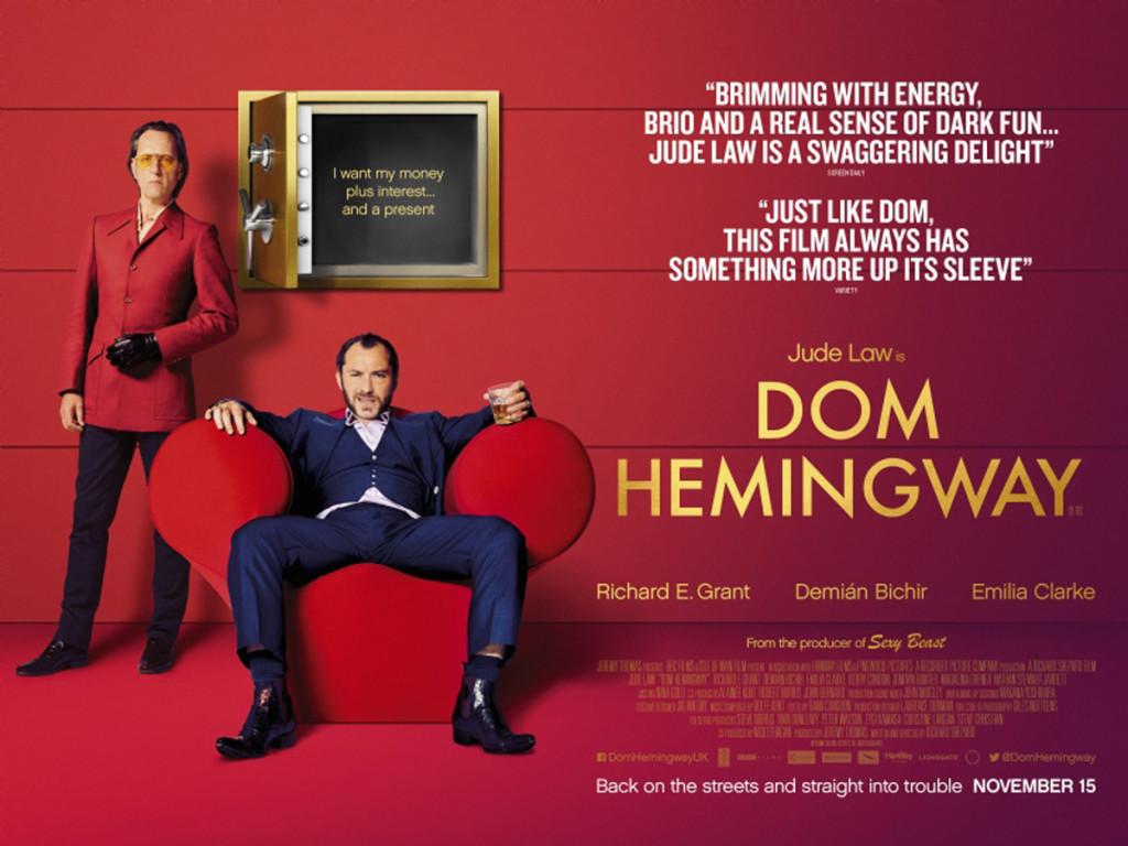 DomHemingwayPoster