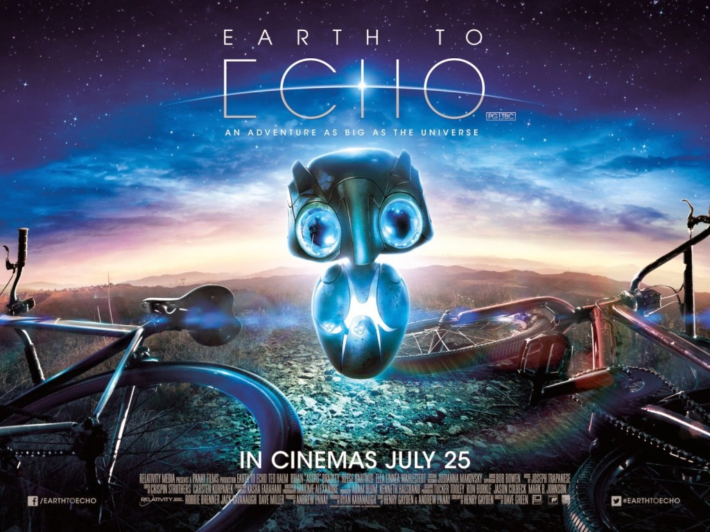 Eath to Echo Poster
