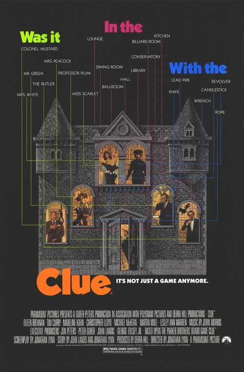CluePoster