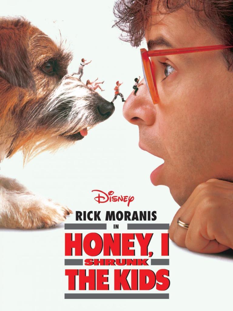 HoneyIShrunkTheKids_Poster