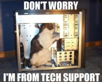 dont-worry-im-from-tech-support-computer-cat-meme
