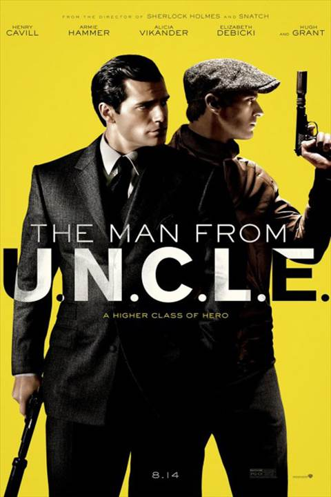 theManFromUNCLE_poster