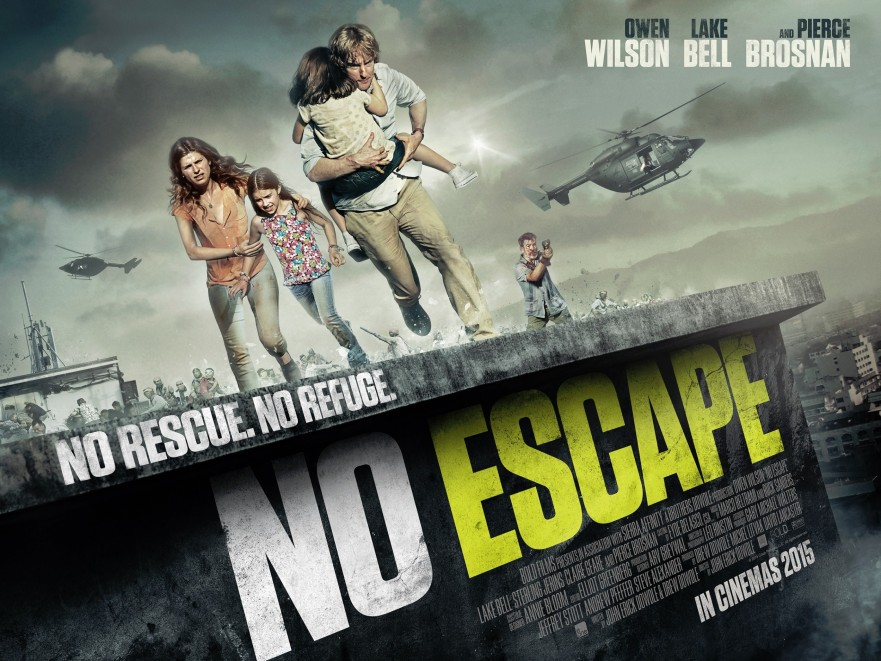 No Escape (2015) ⋆ EzMoviesnet - Latest Free Movies Here
