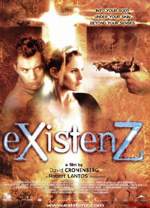 Movie-Poster-Existenz