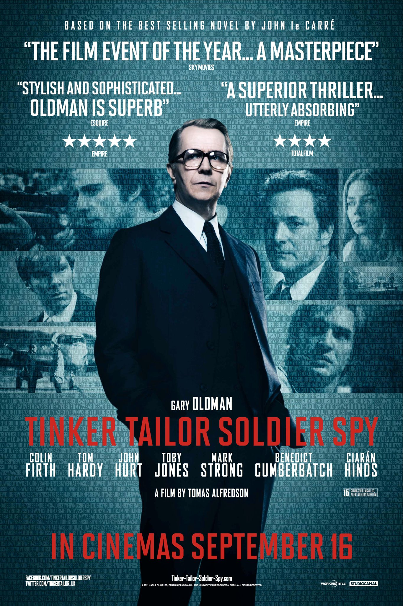 Image result for tinker tailor soldier spy movie