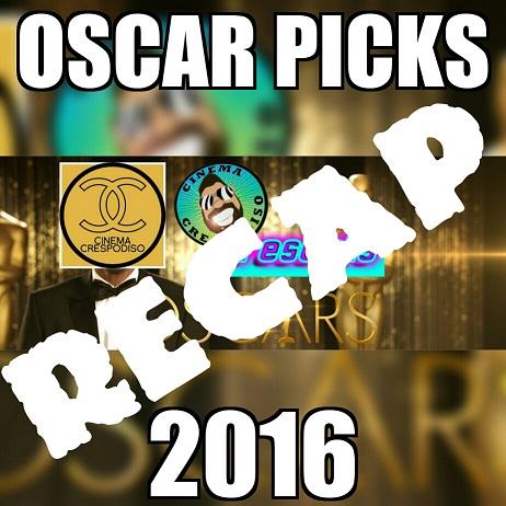 Oscars2016Recap