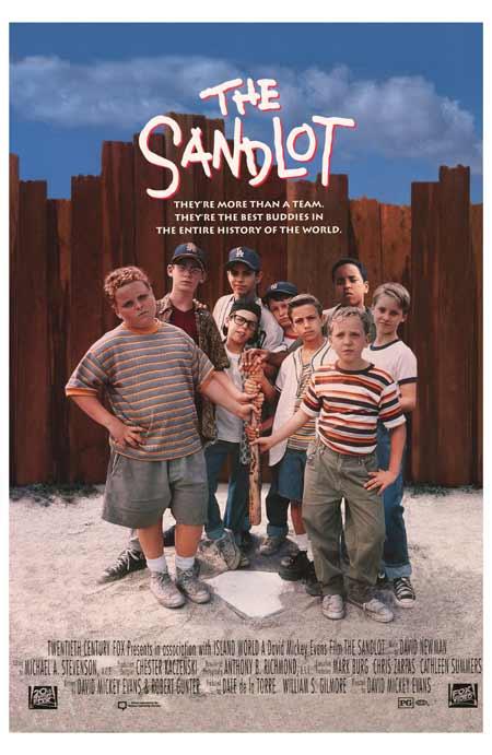 TheSandlot_Poster