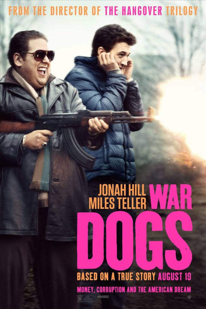 WarDogs_MoviePoster
