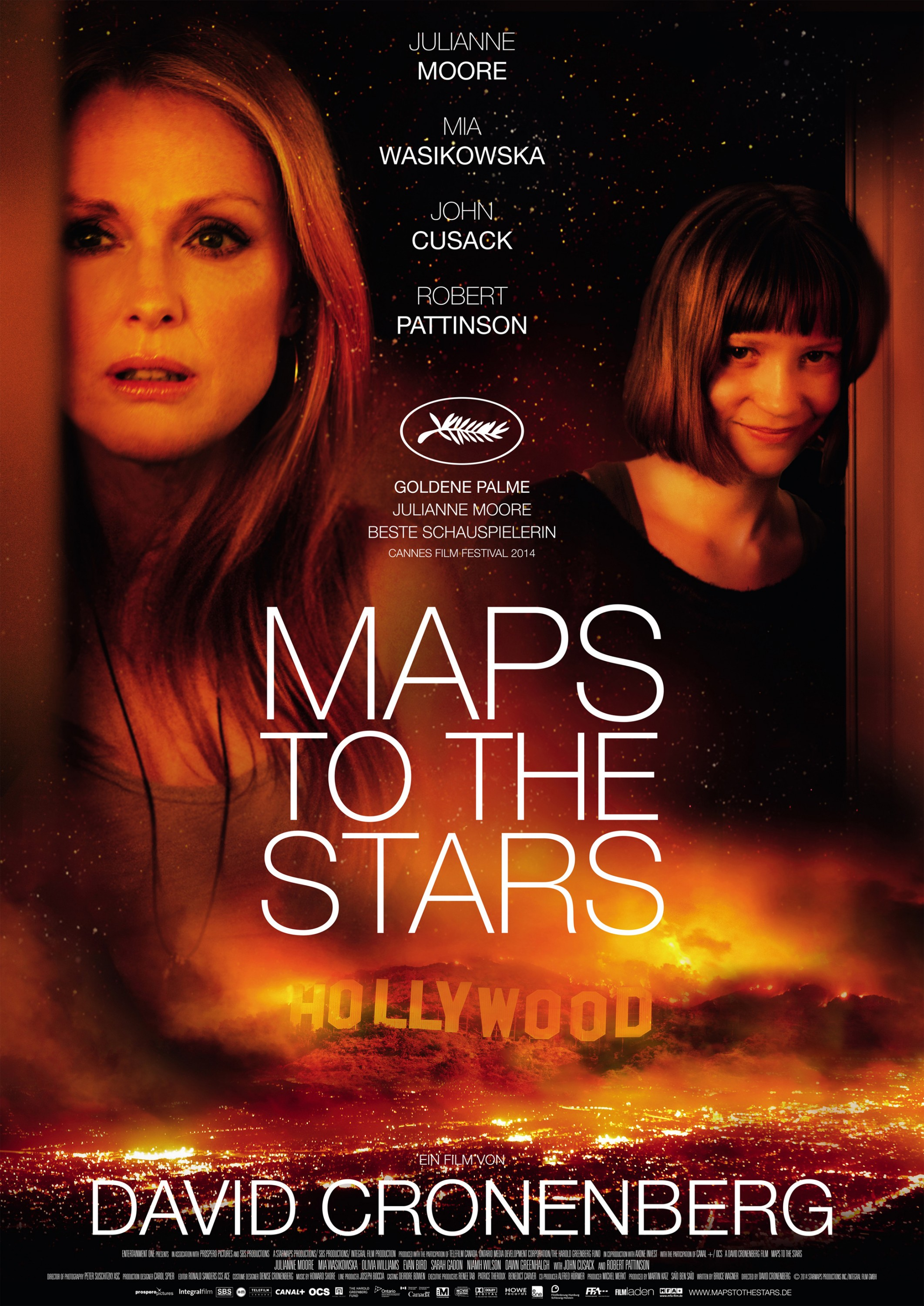 Maps To The Stars Review: 'Maps to the Stars'   Cinema Crespodiso Maps To The Stars